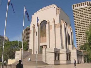 Anzac Memorial Tour September 2020